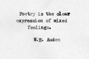 This week we love: spoken word poetry.