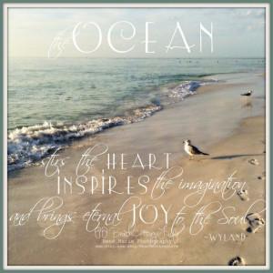 BREATHE Deep the Sea Air COASTAL Seaside Path by BeachCottageLife, $39 ...