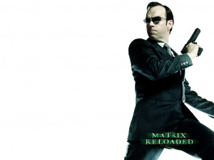 The Matrix Reloaded Quotes Agent Smith