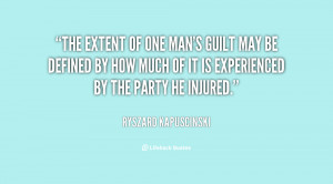Guilt Quotes Preview quote