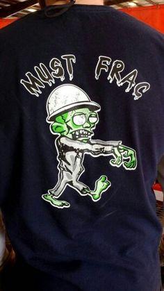 Oilfield humor design shirt, midland tx. Frac guys. Oilfield men when ...