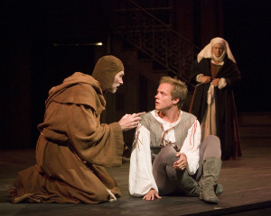 romeo and friar laurence relationship questions
