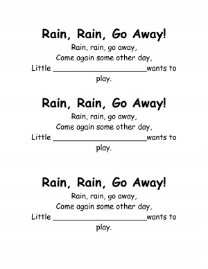 Work Going Away Poems http://www.docstoc.com/docs/122560917/rain-rain ...