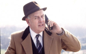 George Cole, who played Arthur Daley for 15 years, died in August 2015 ...