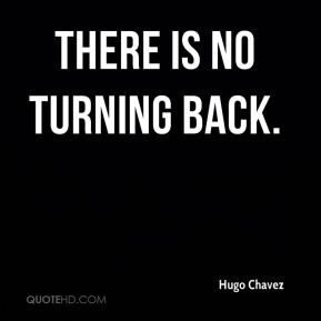No Turning Back Quotes