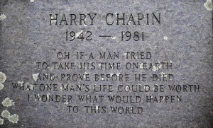 Remembering Harry Chapin