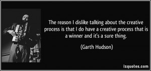 More Garth Hudson Quotes
