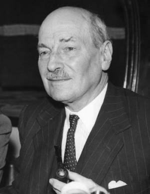 Clement Attlee Wallpaper