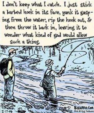 The God of Fishing?