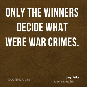 Gary Wills Quotes