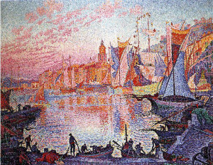 Port Louis Lomalo Paul Signac