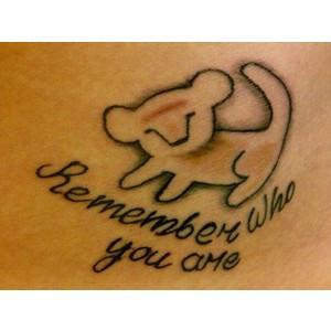 Taturday! Badass Disney Tattoos!