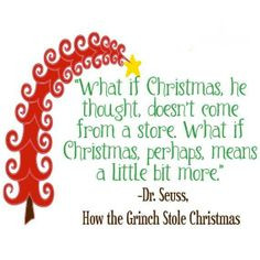 The Grinch More