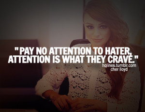 cher lloyd, hqlines, life, love, quotes, sayings