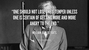 Quotes About Not Losing Your Temper