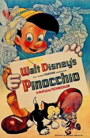 Join Geppetto's beloved puppet, Pinocchio, as he embarks on a ...
