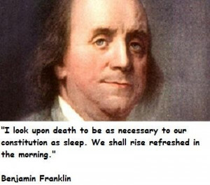 Benjamin franklin famous quotes 3