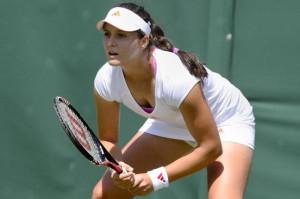 Ancora è giovanissima, ma già si punta sul suo successo a Wimbledon ...