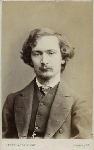 Algernon Swinburne, fully Algernon Charles Swinburne