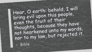 Quotes and Sayings About Evil People