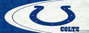 Indianapolis Colts Football Nfl 12 Facebook Cover