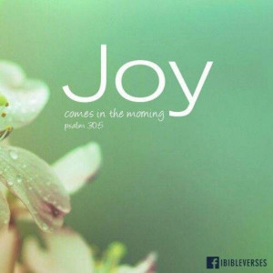 Bible Quotes About Joy