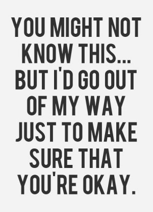 would just ask # quotes # inspiration