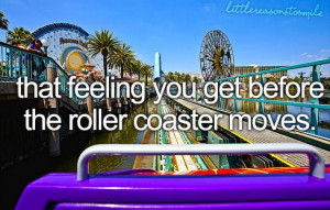 colors, disneyland, funny, magic, quotes, roller coaster, text, things ...
