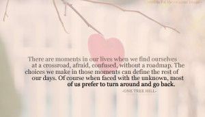 quote-book:One Tree Hill / via rinnyy.