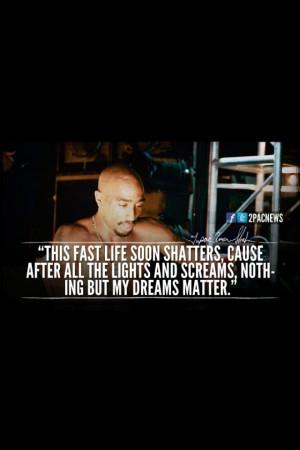 Tupac Thug Life Quotes
