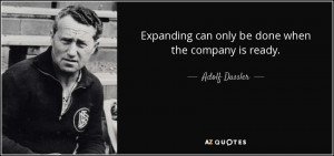 Best Adolf Dassler Quotes | A-Z Quotes