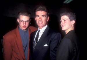 Alan Thicke And Brennan