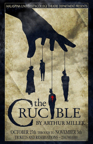 Values in the movie the crucible