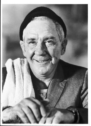 Still of Burgess Meredith in Rocky (1976)