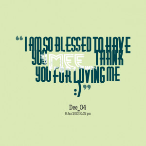 Am So Blessed Quotes Quotes picture: i am so