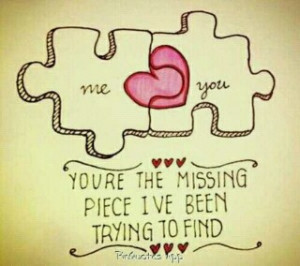 tags cute puzzle piece puzzle piece heart love