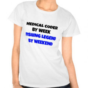 Medical Coder T Shirt