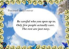 Quotes About Nosey People