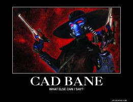 Star Wars The Clone Wars Cad Bane by Onikage108