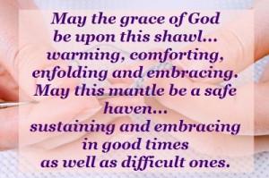 Prayer Shawl Patterns