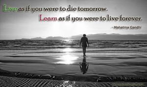Gandhi Quotes On Education