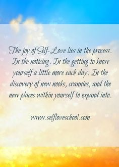 Self Love inspirational quotes, compassion, self care More