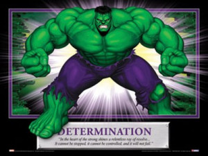 Homepage › Comics › Hulk: Determination (small) »
