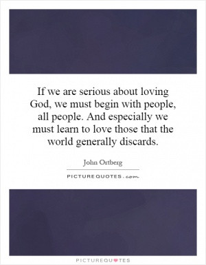 John Ortberg Quotes