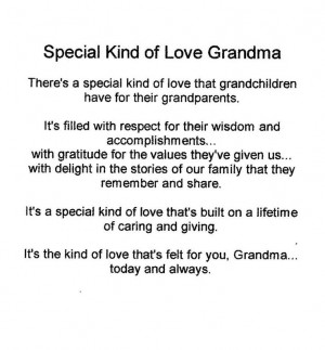grandmother quotes 5 i love you grandma quotes and poems