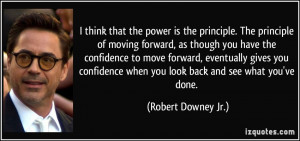 More Robert Downey Jr. Quotes