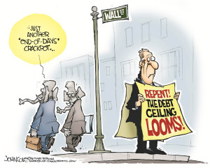 CBS Poll: 71% Shun GOP Handling of Debt Crisis