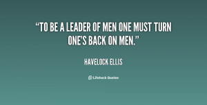quote-Havelock-Ellis-to-be-a-leader-of-men-one-51286.png