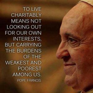 Pope Francis quotes. Popes. Catholic. Catholics. Catholism. Christian ...