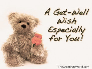 Get Well Soon Quotes, Messages and sayings Top # 50+